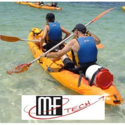 Gama de pértigas Kayak Polo (MF Tech)