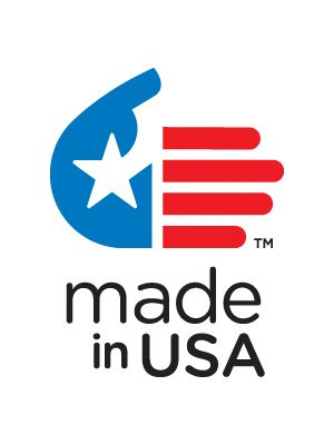 Made in US.