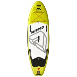 "Pack tabla Rapid 9'6"" hinchable con accesorios  (Aqua Marina)"